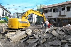 建設業許可(解体工事業)と解体工事業登録
