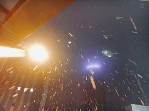 横浜で今年2度目の積雪
